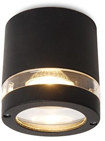 Eco Light Focus 6042 GR lampa sufitowa, do stosowania na zewnątrz (IP44), bez dołączonej żarówki 6042 gr