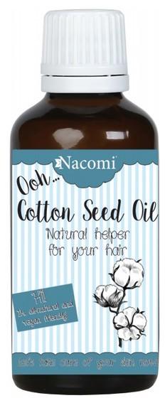 Nacomi Naturalny Olej z Nasion Bawełny 50ml