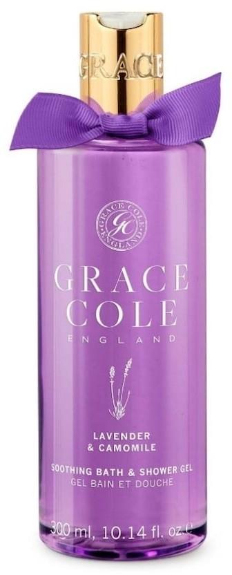 Grace Cole The Boutique Collection Lavender & Camomile Bath & Shower Gel 300 ml