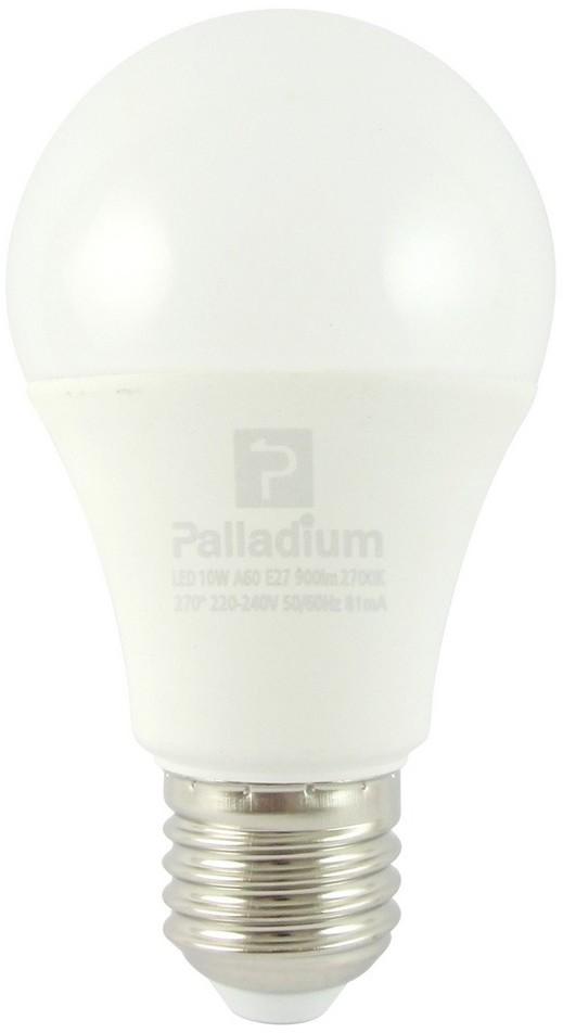 Baterie centrum LED Żarówka PALLADIUM E27/10W/230V