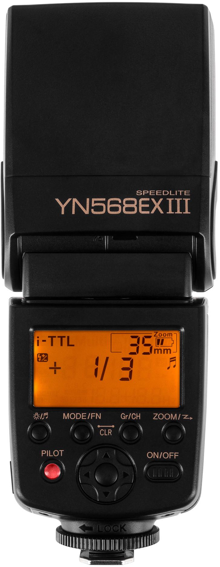 YongNuo YN-568 EX III Nikon