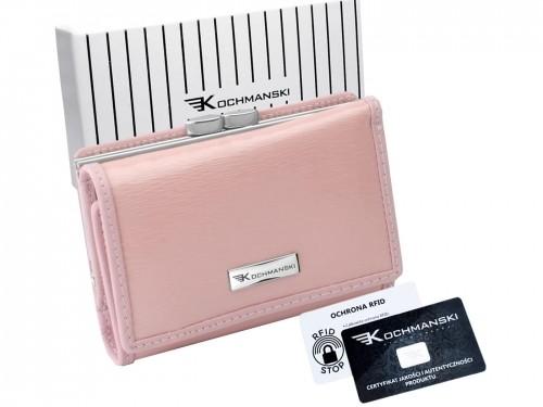 Kochmanski Studio Kreacji Studio Kreacji portfel damski skórzany PREMIUM 4127