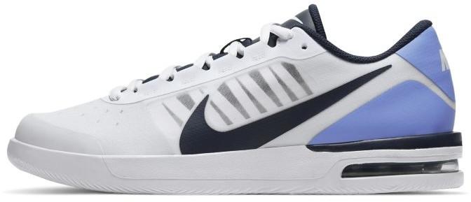 Nike Męskie buty do tenisa na różne nawierzchnie NikeCourt Air Max Vapor Wing MS - Biel BQ0129-106