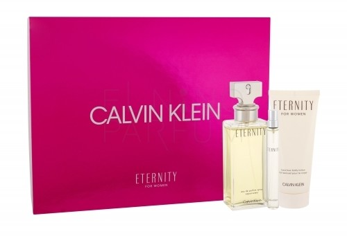 Calvin Klein Eternity zestaw 100 ml dla kobiet