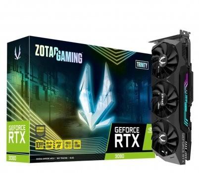 ZOTAC GeForce RTX 3080 Gaming Trinity 10GB GDDR6X (ZT-A30800D-10P)