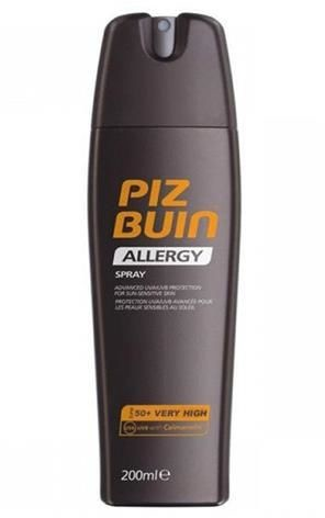Piz Buin Allergy Sun Sensitive Skin Spray Preparat do opalania ciała W 200 ml e3574660628128