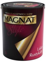 Śnieżka Magnat Style Lakier rustykalny bezbarwny 3l 033481