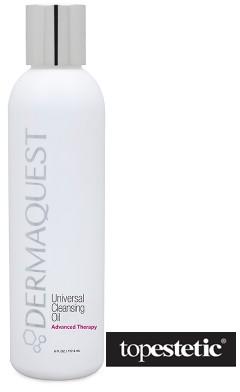 Dermaquest Dermaquest Universal Cleansing Oil Terapeutyczny olejek myjący do twarzy i oczu 177 ml