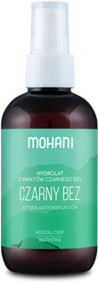 Mohani Mohani Hydrolat z kwiatów Czarnego Bzu 100ml