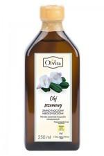 OlVita Olej sezamowy 250 ml - TŁOCZONY NA ZIMNO OLEJ SEZAMOWY