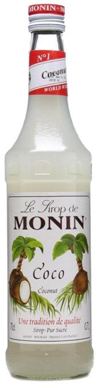 Monin Syrop Kokos 0,7 l 3052910056322