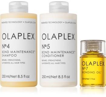 Olaplex Bond Maintenance zestaw kosmetyków do wszystkich rodzajów włosów