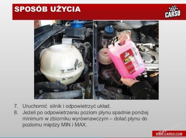 Carso Gotowy płyn do chłodnic PRESTA 35C 5 litrów zielony Carso C615Z