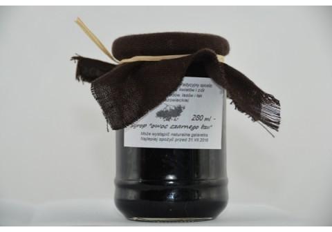 Syrop z owoców czarnego bzu 280ml 1 szt.