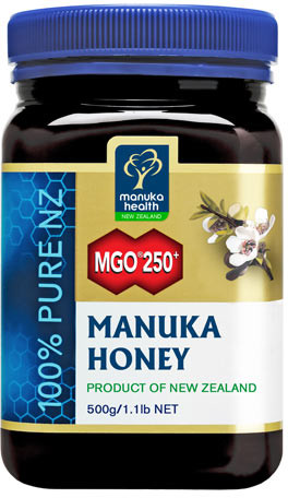 top Manuka Health Limited Miód Manuka MGO 250+ Nektarowy 500g MM250500