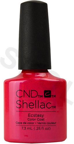 CND Shellac Ecstasy 7,3ml Lakier hybrydowy do paznokci 639370914107