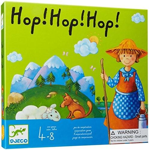 Djeco Hop. Hop. Hop. DJ08408