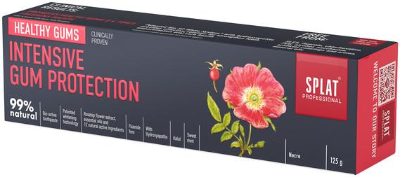 Lbiotica INEY pasta BIO Healthy Gums 125g - intensywna ochrona dziąseł - w 99% naturalna