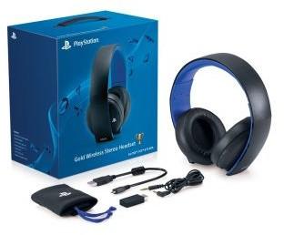 Opinie o Sony Słuchawki Wireless Stereo Headset 2.0 Boxed PS4/PS3/PSV