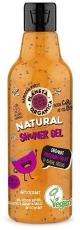Planeta Organica SSG Żel pod prysznic Passion Fruit/Basil 250ml 59454-uniw
