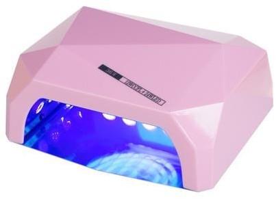 Beauty System Lampa LED 36W DIAMOND do paznokci BS-557 różow 1187
