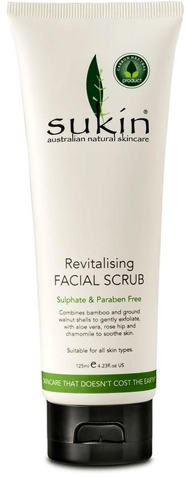 Sukin oczyszczający peeling do twarzy, 125 ml