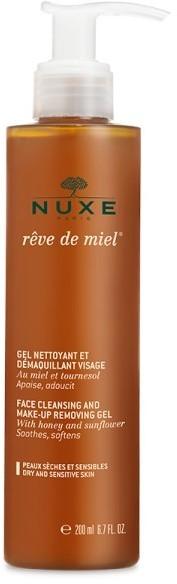 Nuxe Reve de Miel żel oczyszczający 200 ml dla kobiet