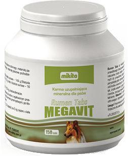 Mikita MEGAVIT Rumen Tabs 150 tabletek