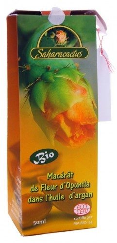 Bio Maroko Rrodukt Macerat z kwiatu opuncji Maroko Produkt - 50ml 00961