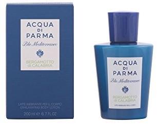 Acqua Di Parma BLU MEDITERRANEO berga mottem di Calabria temperatury felg rperlotion200ML