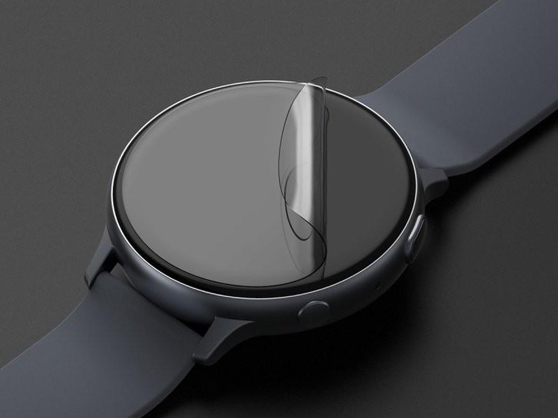 Ringke Folia antybakteryjna x3 Ringke Easy Flex do Galaxy Watch Active 2 44mm 8402X10