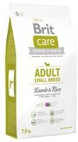 Brit Care Adult Small Breed Lamb&Rice 7,5 kg