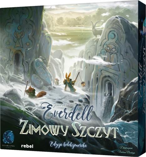 Rebel Everdell: Zimowy szczyt (edycja kolekcjonerska)