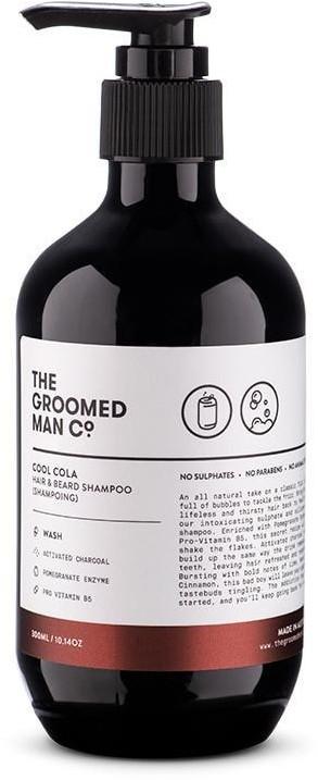 THE GROOMED MAN CO THE GROOMED MAN CO Pielęgnacja włosów COOL COLA SHAMPOO 300 ml