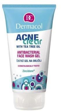 Dermacol Antybakteryjny żel do mycia twarzy - Acne Clear Antibacterial Face Wash Gel Antybakteryjny żel do mycia twarzy - Acne Clear Antibacterial Face Wash Gel