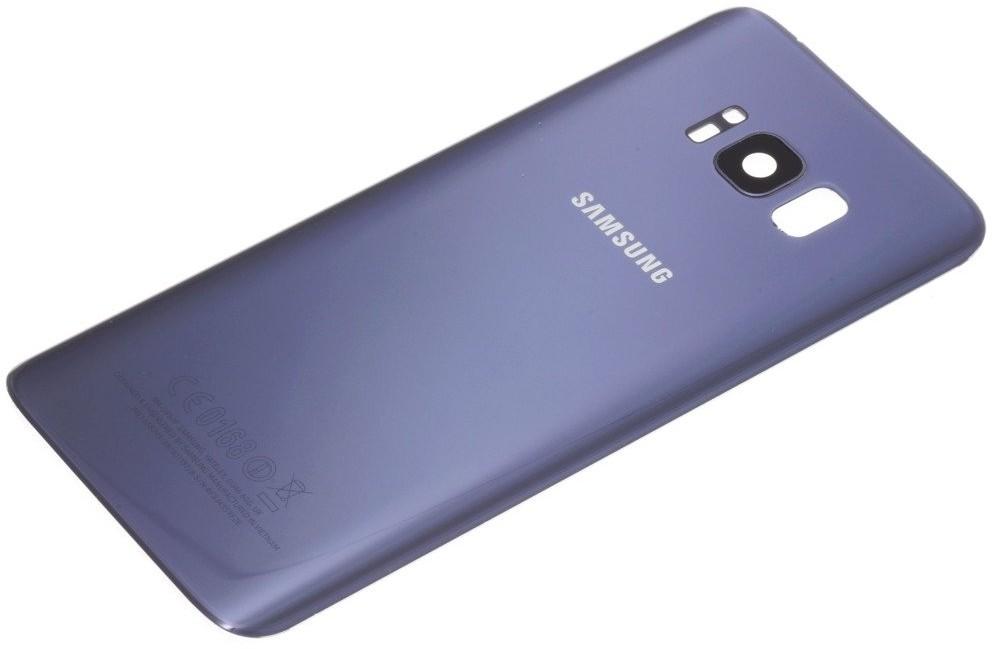 Samsung Oryginalna Klapka Baterii Galaxy S8 G950 Orchid Grey Grade B D / W266