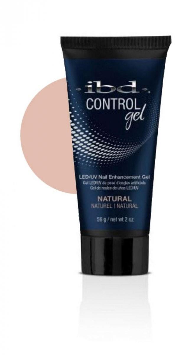 IBD Control Akryl - Gel LED/UV Natural Tuba 56gr