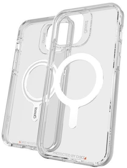 Gear4 Crystal Palace Snap Ochronne do iPhone 12 Pro Max (Clear) 702007476