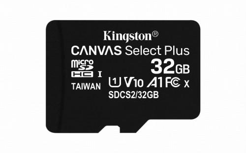 Kingston Canvas Select Plus 32GB (SDCS2/32GBSP)
