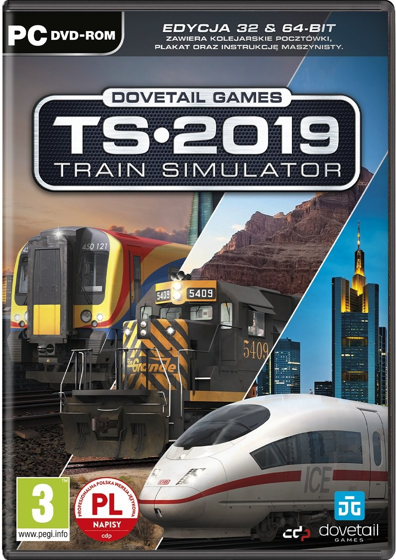 Train Simulator 2019 PC