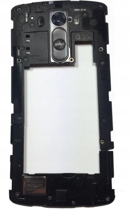 LG Korpus Przycisk Budzenia G3S