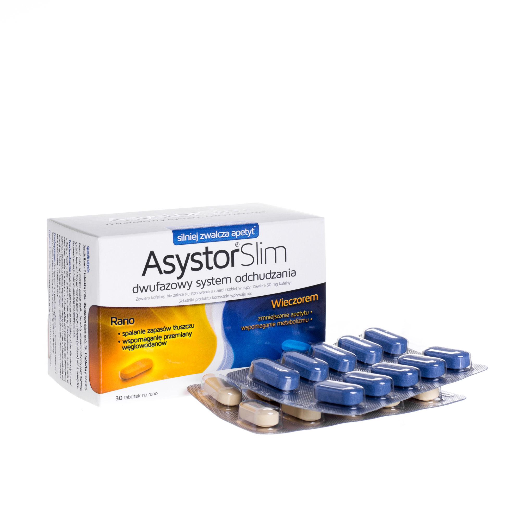 Aflofarm Asystor Slim 60 szt.