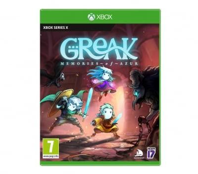 Greak: Memories of Azur (GRA XBOX SERIES X)