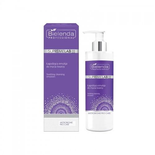 ACTIVESHOP BIELENDA SUPREMELAB Microbiome Pro Care Łagodząca emusja do mycia twarzy 175 g 136887 [16411396]
