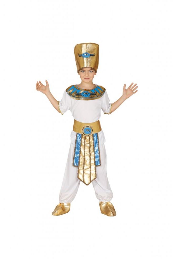 Strój Karnawałowy Faraon 5-9 lat 1Y36A3 1Y36A3 SAM  5-6
