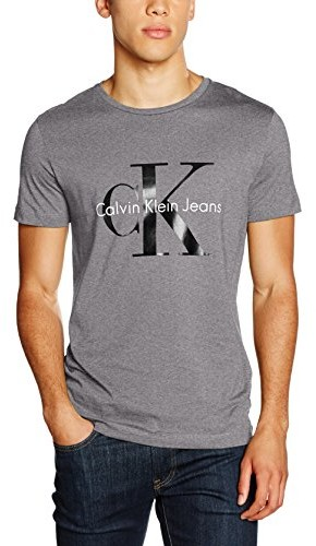 c9ebb2e626e1 Calvin Klein T-shirt Jeans TEE TRUE ICON CN S S dla mężczyzn