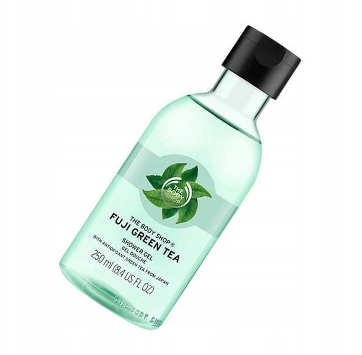 The Body Shop Fuji Green Tea Żel Pod Prysznic