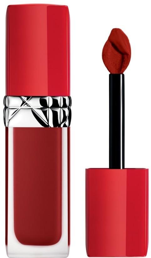 Dior 866 Romantic D-Light Rouge Ultra Care Liquid Pomadka 6ml