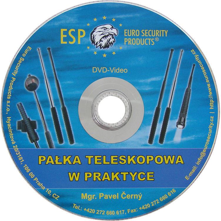 Kurs: Pałka teleskopowa w praktyce DVD (PL)