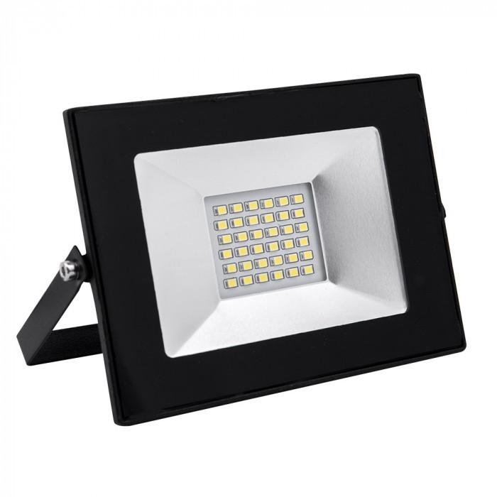 GTV Naświetlacz LED 30W FLUXO barwa zimna biała LD-FLXC30W-64-E